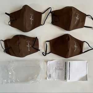 1 TRAVIS SCOTT FACE MASK FROM CACTUS JACK …